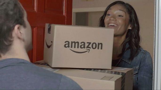 Акции Amazon бьют рекорды