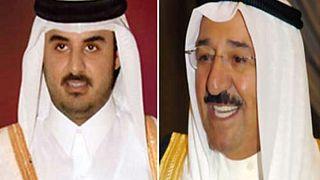 أمير قطر يزو الكويت فهل من اصلاح ذات البين؟