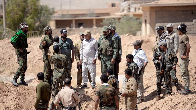 القوات الفرنسية الخاصة تطارد جهاديين فرنسيين في الموصل