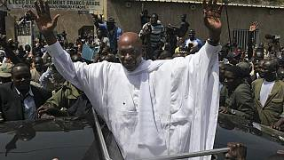 Former Senegalese president Wade in fresh power bid at 91