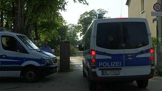 В Германии задержан подозреваемый в подготовке теракта