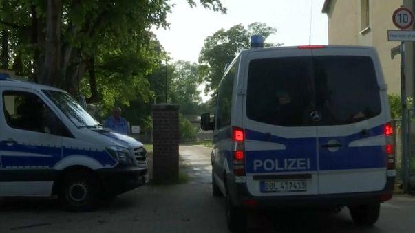 Almanya'da bir kişi terör saldırısı şüphesiyle gözaltında