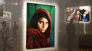 Traveling the world with Steve McCurry