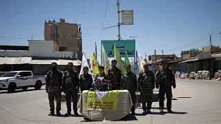 واشنطن باشرت تسليم أسلحة إلى المقاتلين الأكراد في سوريا