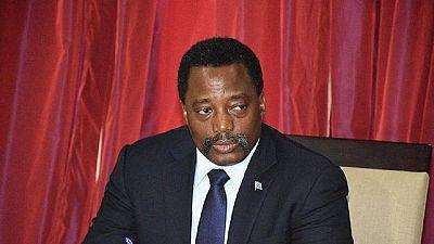 RDC : Kabila en visite au Kasaï après huit mois des violences