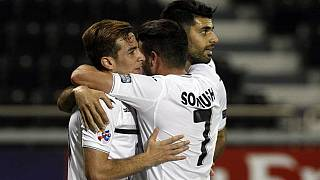 پرسپولیس با غلبه بر لخویا به مرحله یک چهارم پایانی لیگ قهرمانان آسیا راه یافت