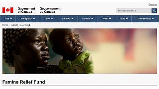Canada launches 'Famine Relief Fund' for Nigeria, Somalia, 2 others