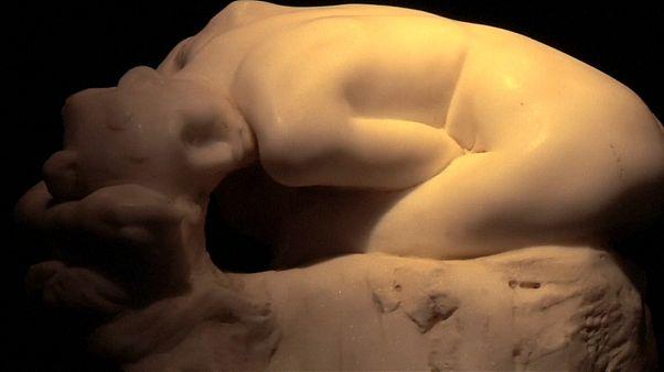 Rodin'in eseri rekor fiyata satıldı