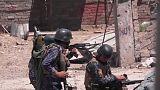 القوات العراقية تواصل تقدمها لإستعادة مدينة الموصل