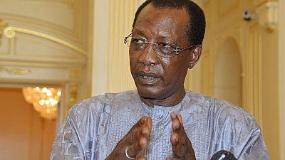 Tchad : le président Idriss Deby limoge deux de ses ministres