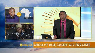 Sénégal : Abdoulaye Wade candidat aux législatives