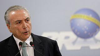 Brasil: Michel Temer será interrogado por la policía