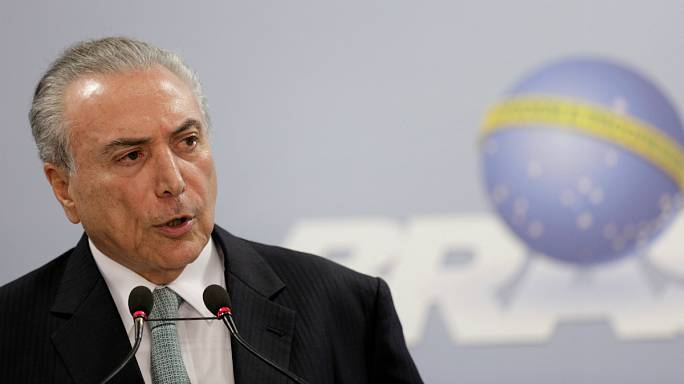 Supremo Tribunal Federal permite à polícia interrogar Presidente do Brasil