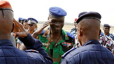 Côte d'Ivoire : le Chef d'État-major de l'armée visite des carsernes militaires