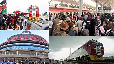 Kenya's new railway opens East African business gateway