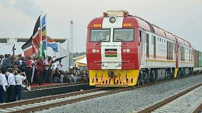 Le Kenya lance son train Nairobi-Mombasa