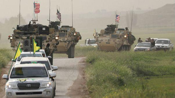 Siria: prime armi statunitensi all'YPG