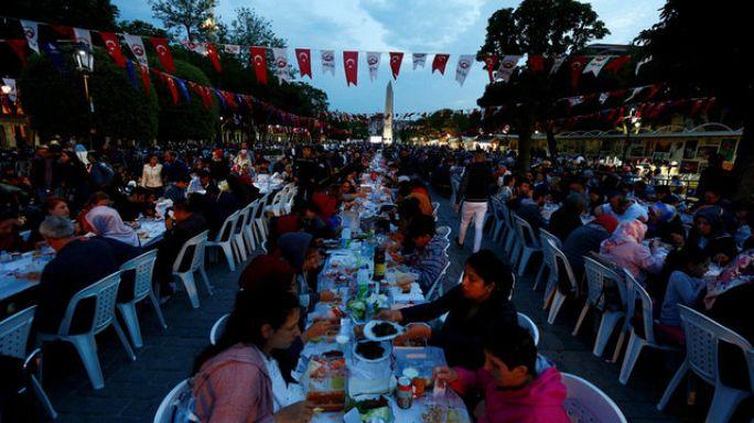 رمضان إسطنبول ولياليه المميزة