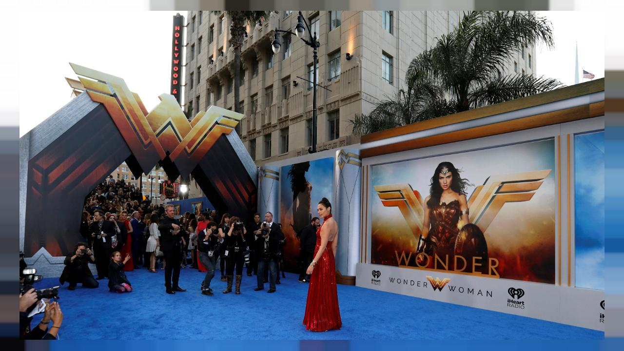 "Frauenpower mit ""Wonder Woman"""