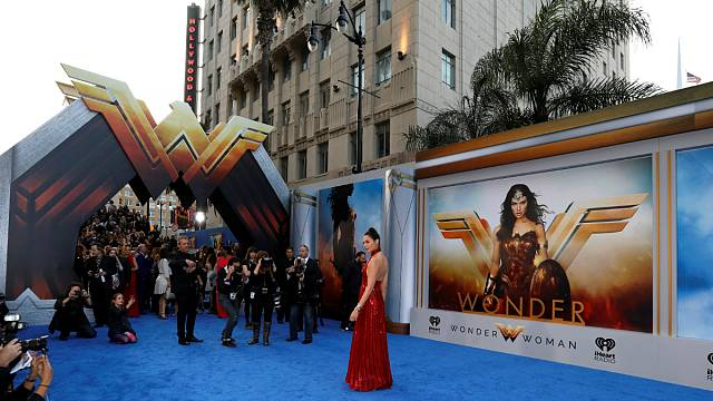 "Al cinema c'è ""Wonder Woman"""