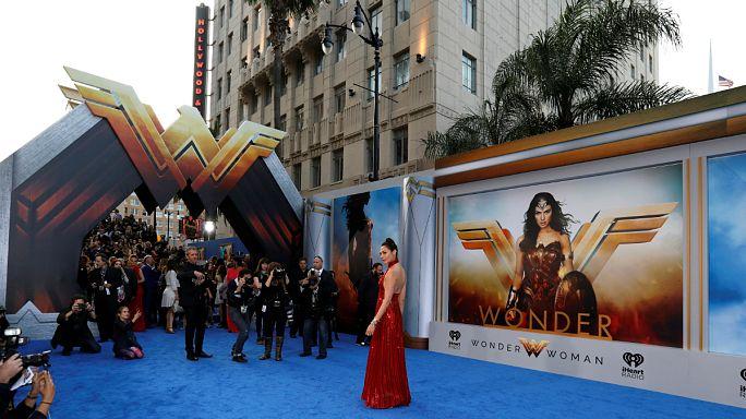 Wonder Woman sur grand écran