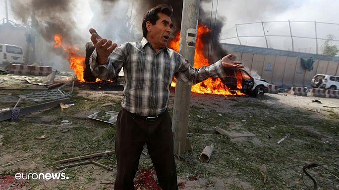 Смерть в Кабуле