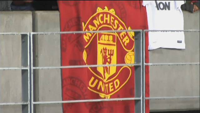 Manchester United takes top spot among Europe's most valuable football clubs