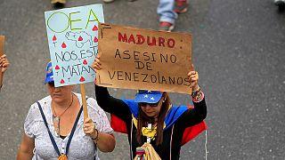 Uniós szankciókat kérnek Venezuela ellen