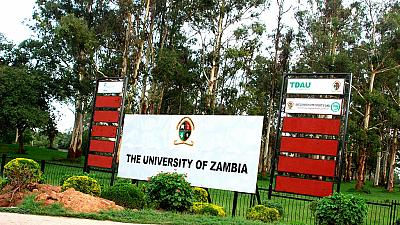 Zambia bans union activities at its oldest university after protests