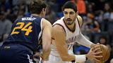 Turkish officials seek arrest of NBA player Enes Kanter