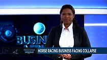 Zimbabwe's Horse Racing Business Facing Collapse [Business Africa]