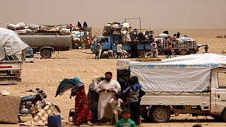 UN urges Algeria, Morocco to allow safe passage of Syrian refugees