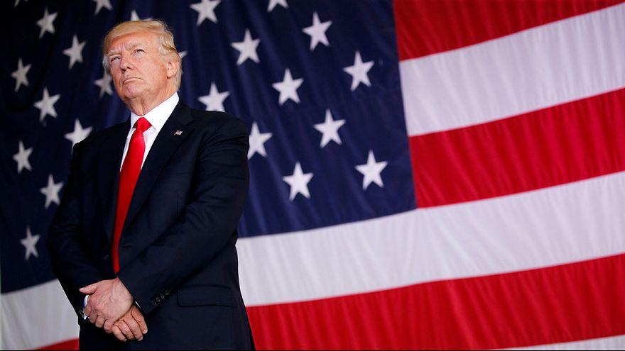 Trump, 'iklim değişikliği anlaşmasından çekiliyor'