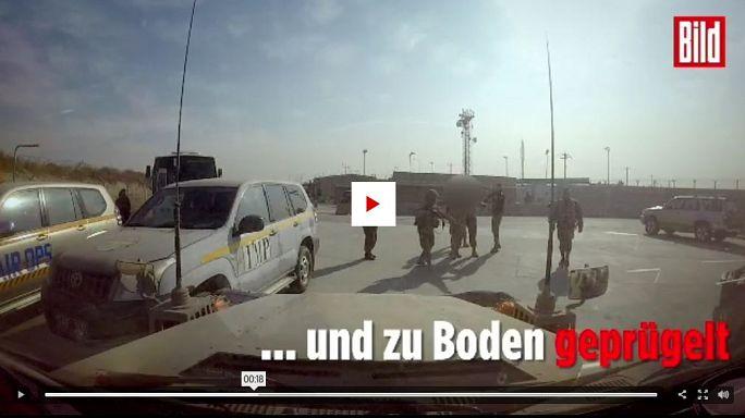 الكشف عن شجار بين جنود أردنيين وألمان في كابول عام 2014