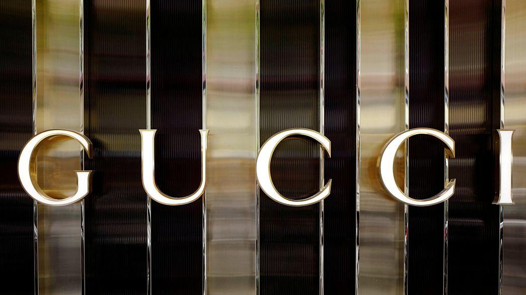 Античное вдохновение Gucci