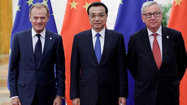 Szövetségre léphet Európa és Kína