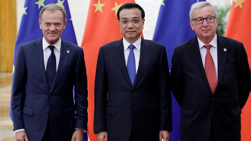 Brief from Brussels: Συμμαχία ΕΕ- Κίνας για την κλιματική αλλαγή χωρίς τις ΗΠΑ