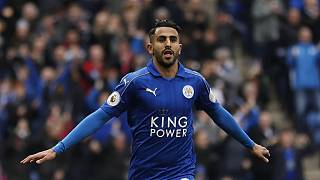 Algeria's Riyad Mahrez asks to leave Leicester City