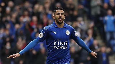Algeria's Riyad Mahrez asks to leave Leicester City