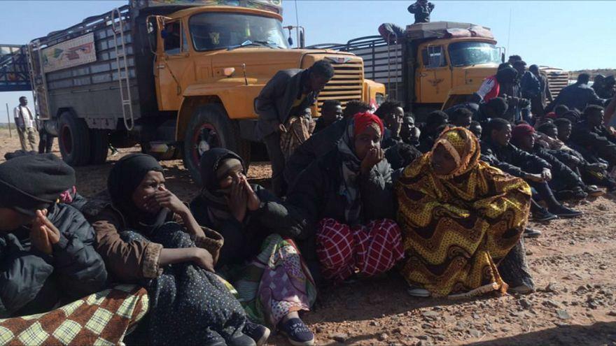 مهربو البشر يكسبون 35 مليار دولار سنويا من أزمة المهاجرين