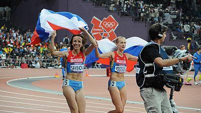 Dopage : l'IAAF autorise trois autres athlètes russes à courir sous drapeau neutre