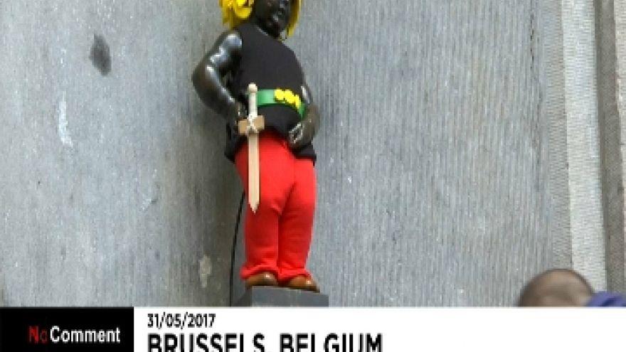 Están locos estos belgas