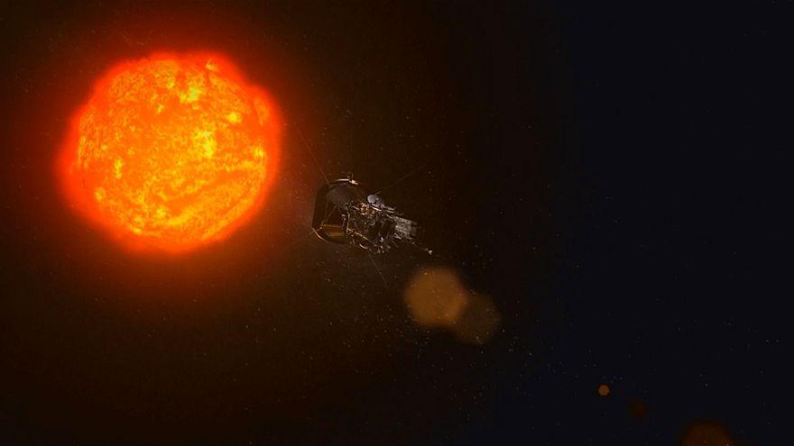"""La NASA se propone """"tocar"""" el sol"""