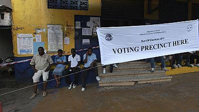 Liberia : pour la première fois, les partis politiques s'engagent à la pacification des élections