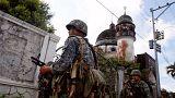 Fülöp-szigetek: harc a dzsihadisták ellen
