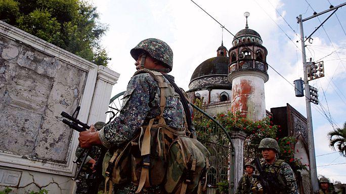 Weiter Gefechte in südphilippinischer Stadt Marawi