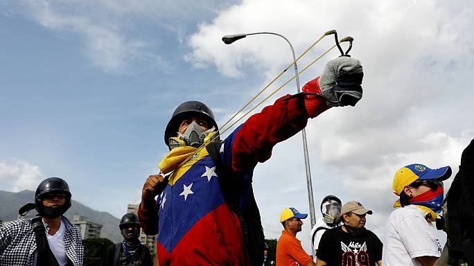 Amerikan Devletleri Örgütü Venezuela krizini tartıştı