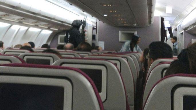 الاخلال بالنظام يجبر طائرة ماليزية على العودة إلى ملبورن