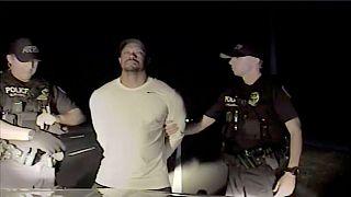 Video: Hier wird Tiger Woods festgenommen