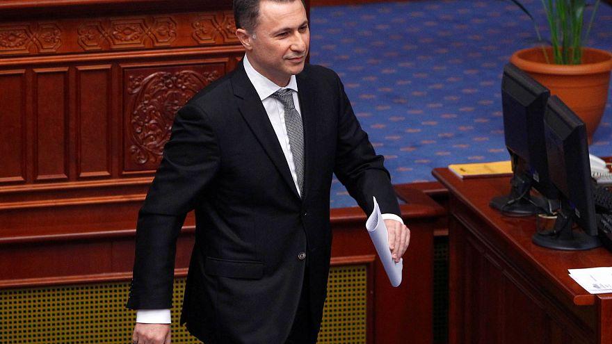 Fél év után ismét van kormánya Macedóniának